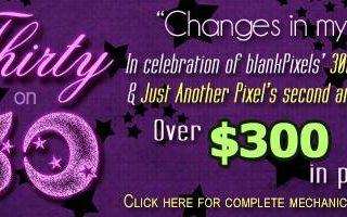 "Thirty on 30 ""Changes in My Life"" Contest"