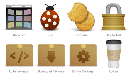 free icons - coded