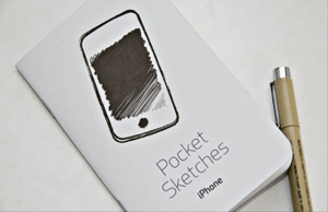 iPhone Pocket Sketches – A Review & Giveaway