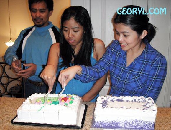 birthday celebrators