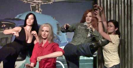 sheryl and the charlie's angels
