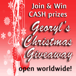 Georyl's Christmas Giveaway