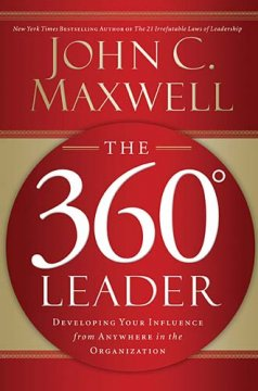 The 360 Leader book cover