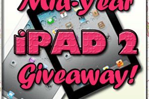 Mid-Year Ipad 2 and/or Cash Giveaway Sign-up Form