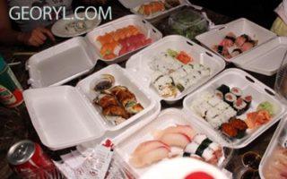 Sushi Overload