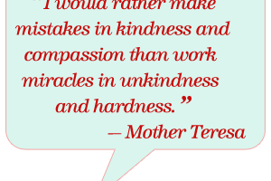 mother teresa quote on kindness