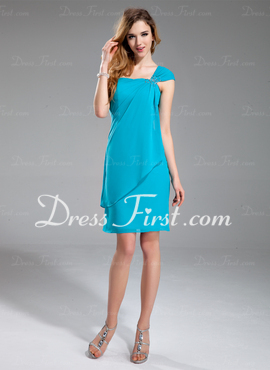 evening dress for petite women