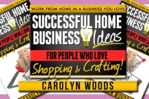 Successful Home Business Ideas for People Who Love Shopping and Crafting book