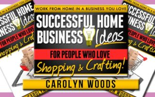 Book Review: Successful Home Business Ideas for People Who Love Shopping and Crafting!