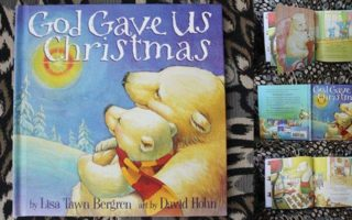 Book Review: God Gave Us Christmas