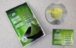 Product Review: Organic Matcha Green Tea Powder by Kiss Me Organics
