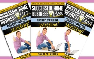 Book Review: Successful Home Business Ideas for People Who Love Writing!