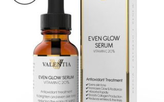Product Review: Even Glow Serum by Valentia