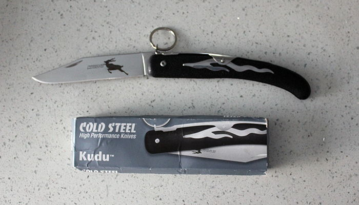 kudu knife