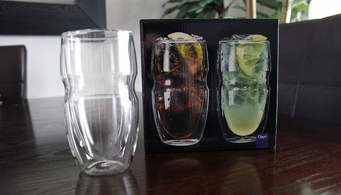 insulated drinking glasses