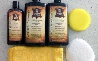 Product Review: Leather Nova Products