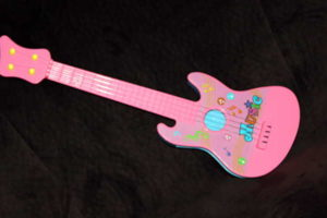 My Baby's Dollar Guitar