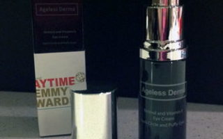 Product Review: Ageless Derma Retinol and Vitamin K Eye Cream