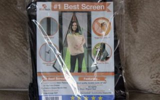 Product Review: Magnetic Screen Door from iGotTech