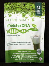 matchaDNA green tea