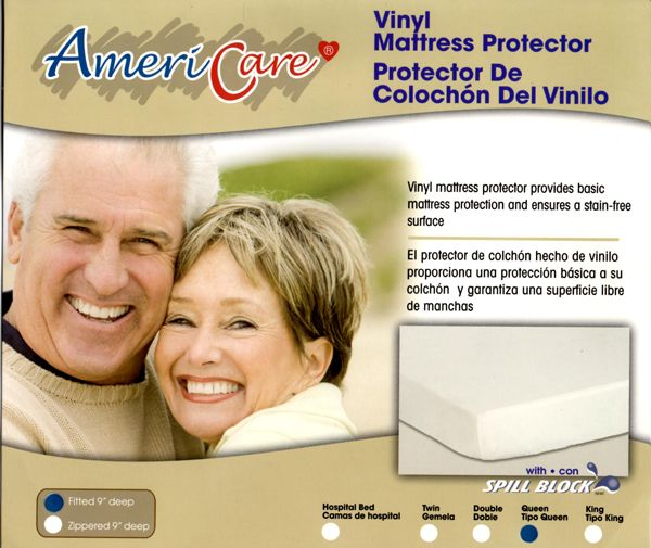 Americare mattress protector