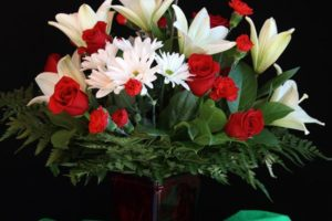 Three Occasions Flowers Make Special