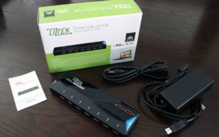 Product Review: Liztek 7 Port USB 3.0 Hub