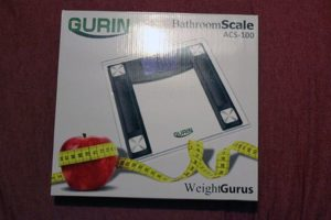 Gurin Digital Bathroom Scale – Product Review