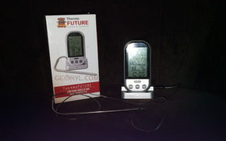 Thermo Future Meat Thermometer – Product Review