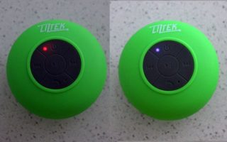 Liztek JSS-100 HD Water Resistant Bluetooth 3.0 Shower Speaker – Product Review