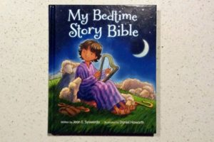 My Bedtime Story Bible – Book Review