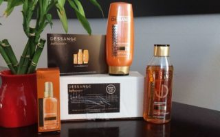 Dessange Paris Voxbox: Oleo Miracle Treatment