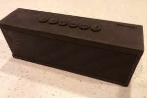 DKnight Magicbox II Bluetooth Speaker – Product Review