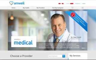 Amwell Medical: Doctor's Visit in Minutes
