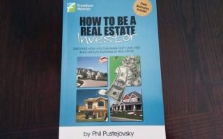 Book Review: How To Be a Real Estate Investor by Phil Pustejovsky