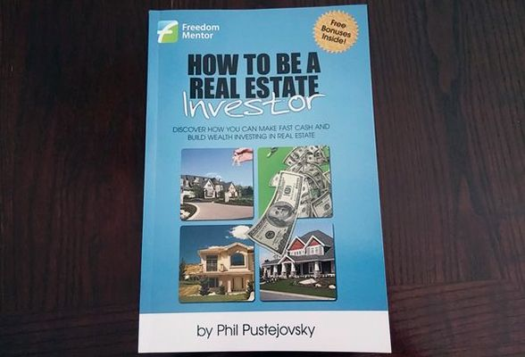 real estate investor book cover