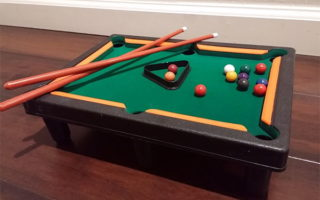 Product Review: Kid Pool Table