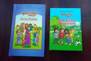 Product Review: NIrV Beginner's Bible Devotional Pack