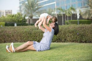Three Simple Strategies to Becoming a Healthier Mother