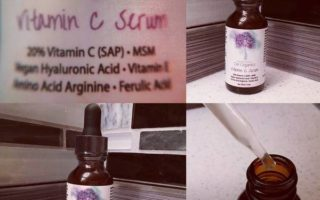 Del Organics Vitamin C Serum – Product Review