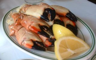 Want Crabs? Go Florida Stone Crab!