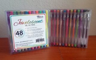US Art Supply Jewelescent 96 Gel Pen Set – Product Review