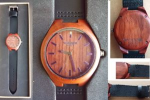 Men's Wood Watch by Woodie Specs – Product Review