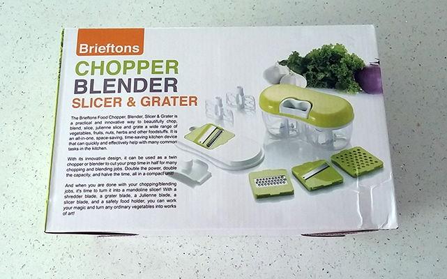 chopper blender