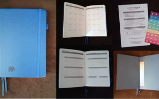 The Simple Elephant Planner by Papercode: Product Review