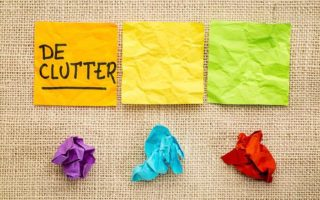 Reduce Clutter Within the Home in 4 Easy Steps